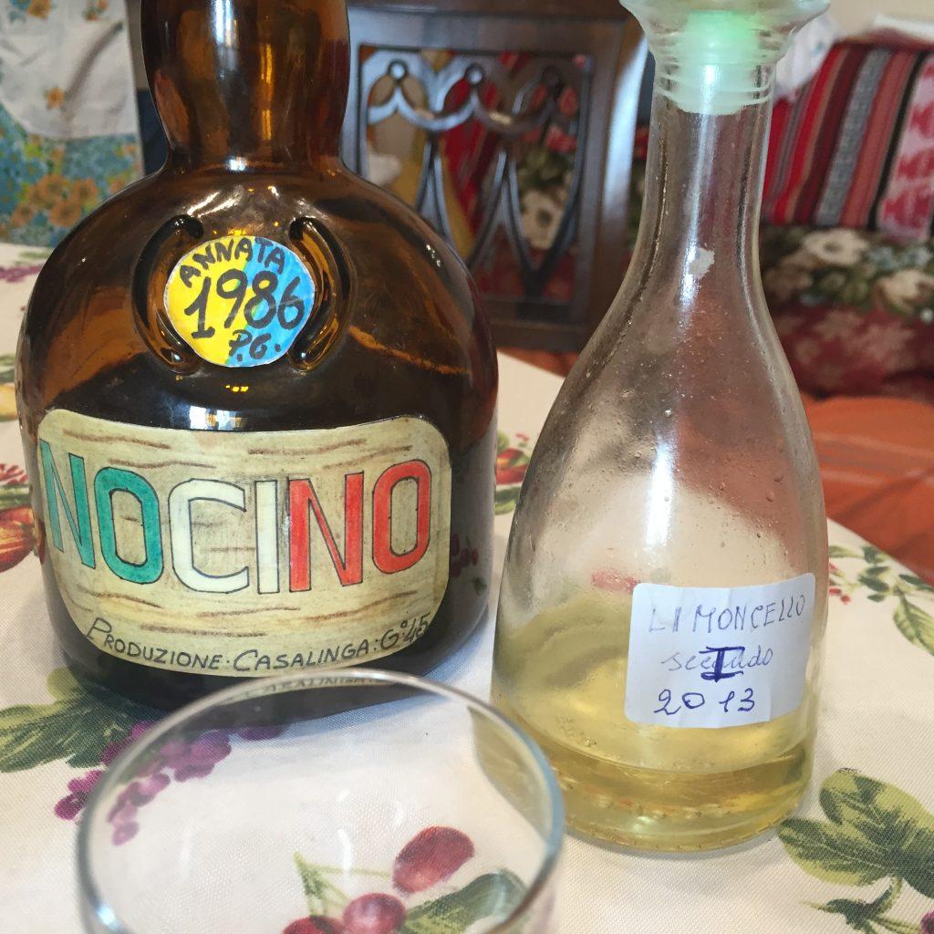 Homemade labels for homemade spirits
